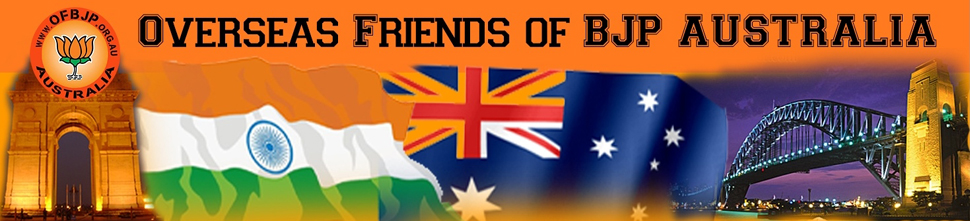 Overseas Friends of BJP Australia